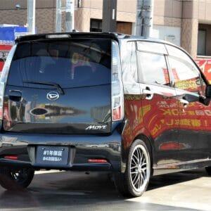 MOVE ムーヴ カスタム RS 【ターボ】【総合評価優良車】