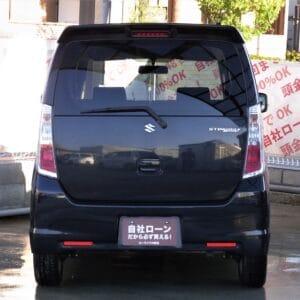 ワゴンR スティングレー T【総合評価優良車】