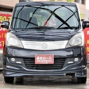 SOLIO ソリオ BLACK&WHITE 【総合評価優良車】【特別仕様車】