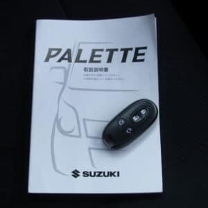 PALETTE パレットSW TS