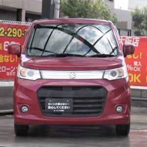 【⛽アイドリングストップ付きイチオシ低燃費車両⛽】WAGON R STINGRAY ワゴンRスティングレー X